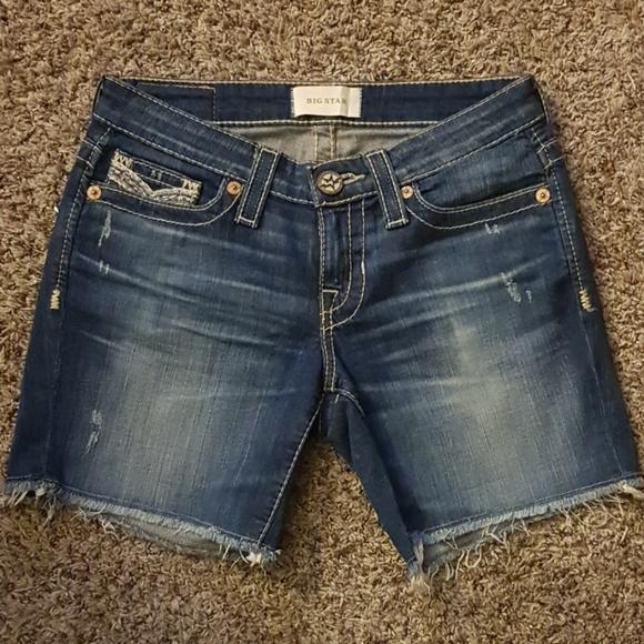 Big Star Pants - Big Star Shorts